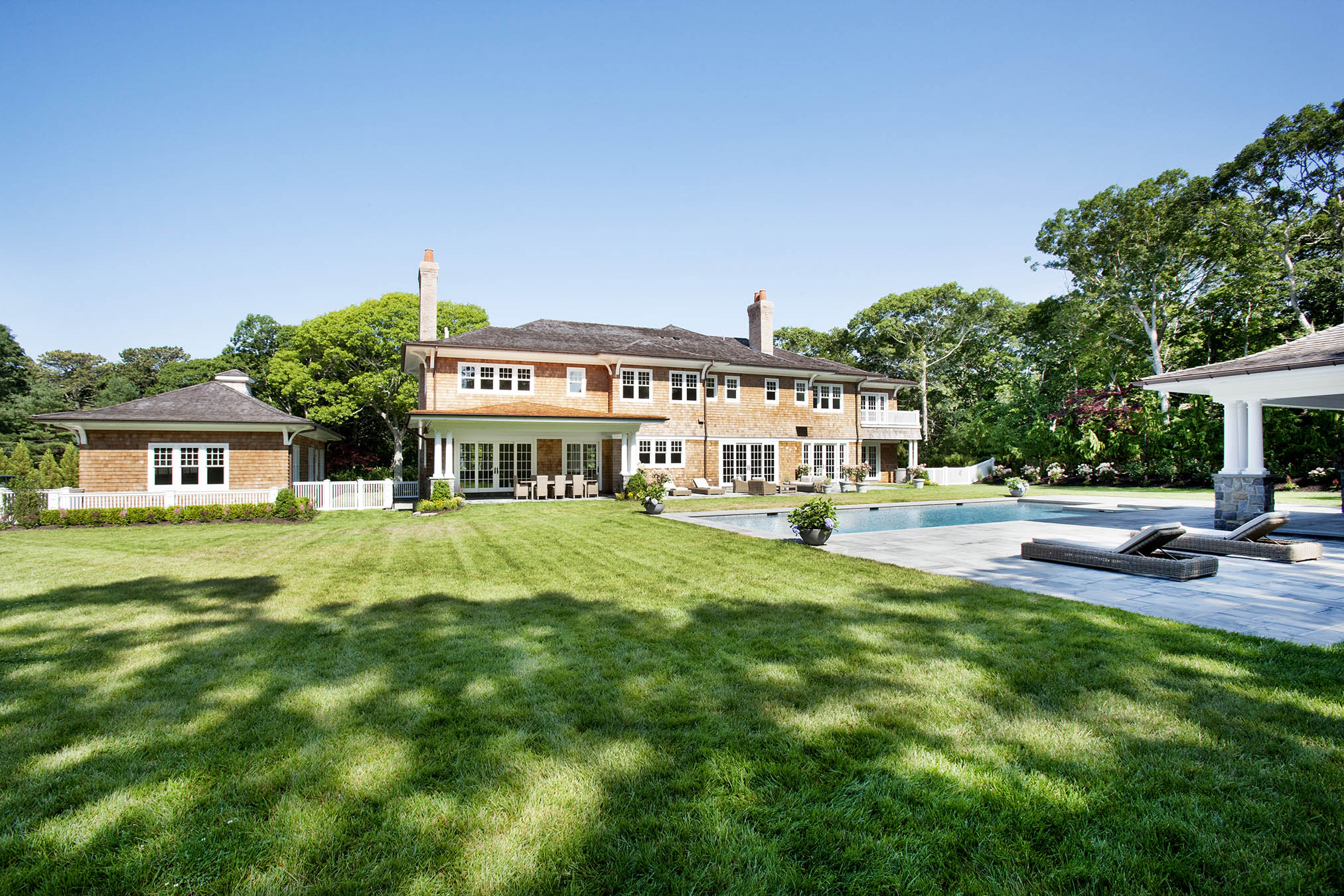234 Cove Hollow Road, East Hampton - Rear Exterior