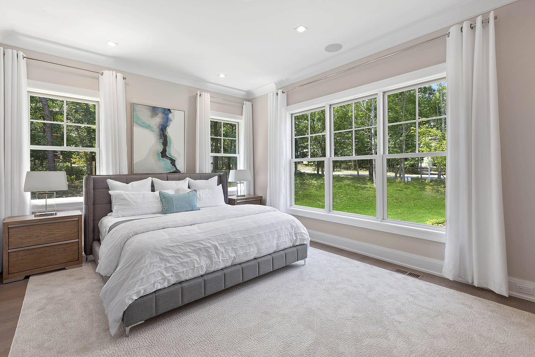 249 Topping Path, Sagaponack - Guest Bedroom